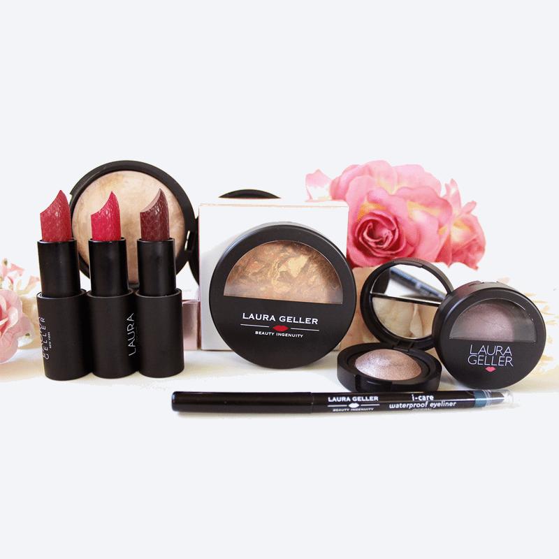 Laura Geller Baked Makeup Infomercial