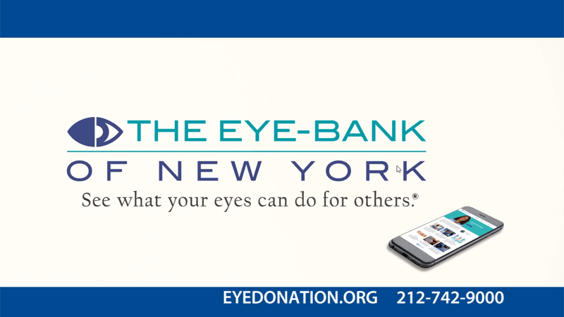 Eye-Bank of New York30-Second Spot
