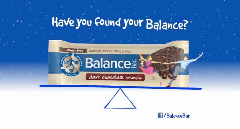 BalanceBar 15-Second TV Spot